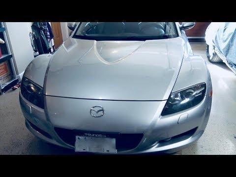 Mazda RX-8 Transmission Service - YouTube
