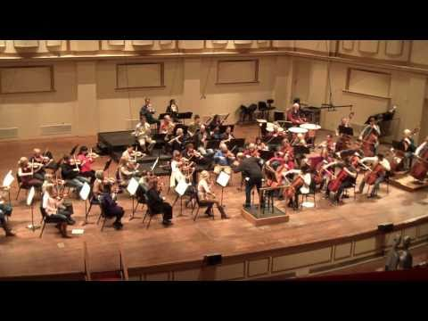 "Video Blog - 2/9/11 Rehearsal of Mozart's ""Jupiter"" Symphony"