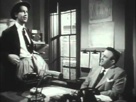 The Man Who Cheated Himself (1950 Film Noir) Prod. Jack M. Warner