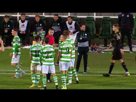Shamrock Rovers 2-4 Dundalk - FAI Cup semi-final replay