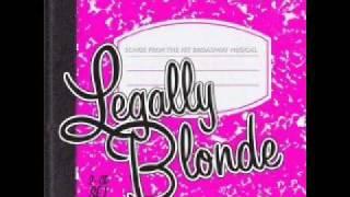"""""""Legally Blonde"""" [Karaoke]"""