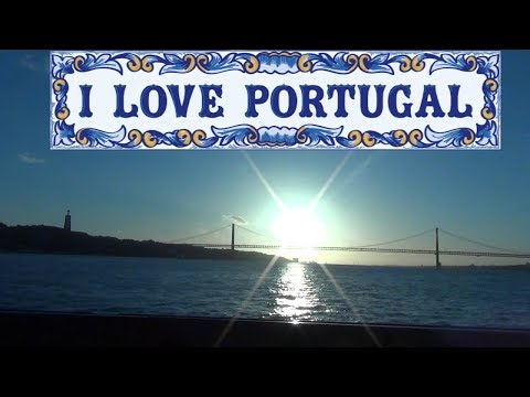 I ♥️ PORTUGAL - Visiting Lisbon and the beautiful beaches!