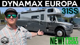 2021 Dynamax Europa 31SS | NEW! Shortest Super C FREIGHTLINER on the market!