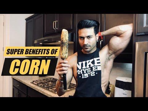 Tons of Health benefits of eating SWEET CORN | by Guru Mann