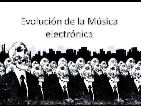 Evolucion de la electronica (1990 - 2018) (Música)