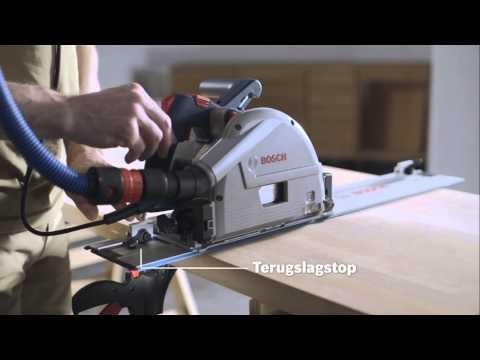 Bosch Invalzaag GKT 55 GCE Professional