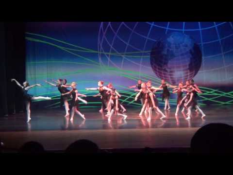 Michelle's Dance Academy Level C Ballet Over the Rainbow