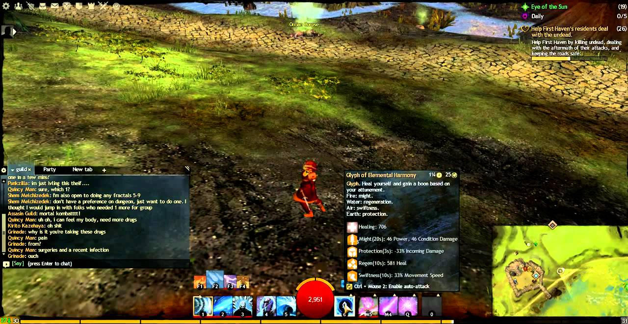 Engineer Leveling Build Gw2