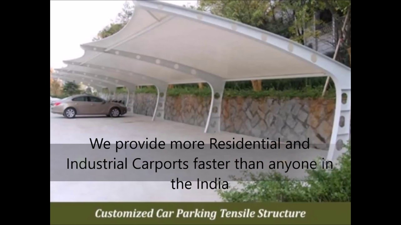 Manufacturers Car Parking Sheds Amp Structure Design Supply