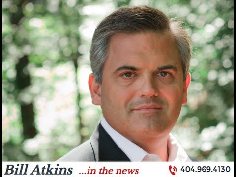 Atlanta Personal Injury Attorney | Discrimination Claims Lawyer | Bill Atkins