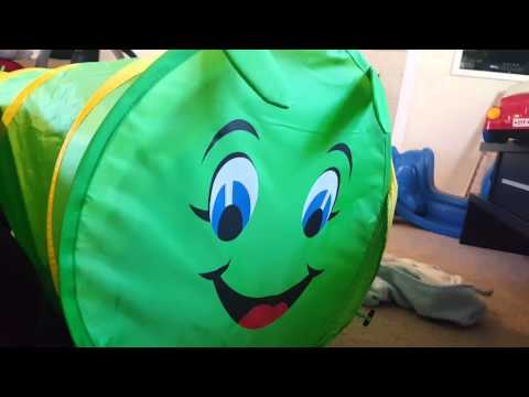 New Friend Fred the Giga Tent Tunnel