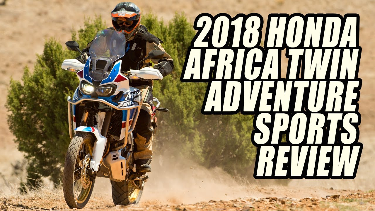 2018 Honda Africa Twin Adventure Sports First Ride Review