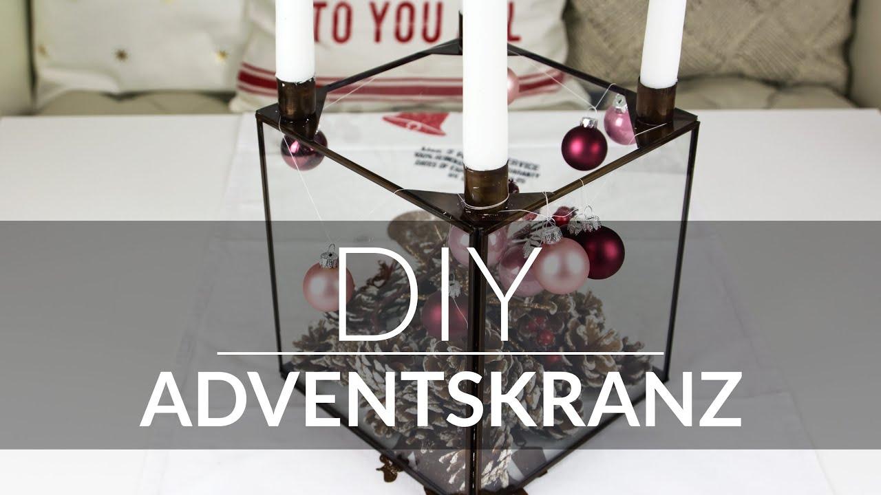 diy adventskranz advent wreath youtube. Black Bedroom Furniture Sets. Home Design Ideas