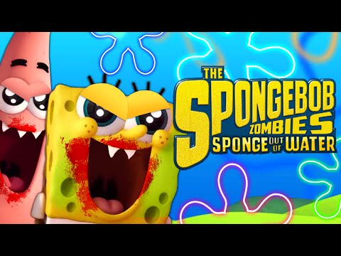 SPONGEBOB ZOMBIES: SPONGE OUT OF WATER (Left 4 Dead 2 Mods)