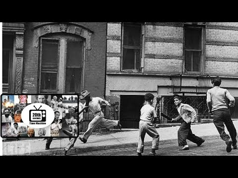Life in the Street of Harlem in 1948: An Urban Documentary