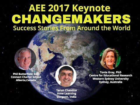 AEE Keynote: Phil Butterfield