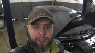 видео замена сцепления тойота