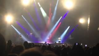 luke bryan sings national anthem for september 11th tribute