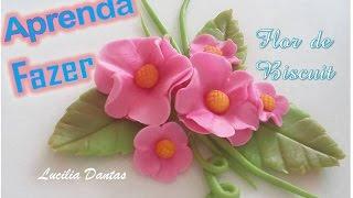 DIY  Flores simples e lindas
