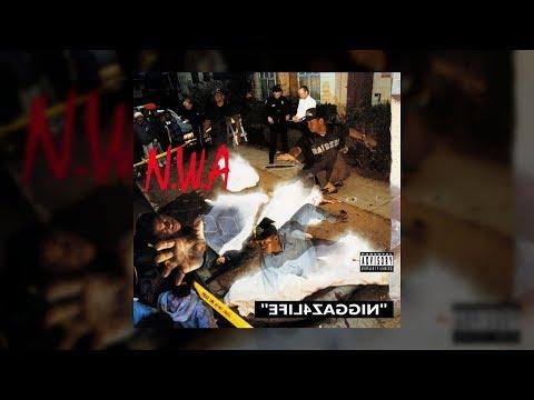 N.W.A | Niggaz4Life (FULL ALBUM) [HQ]