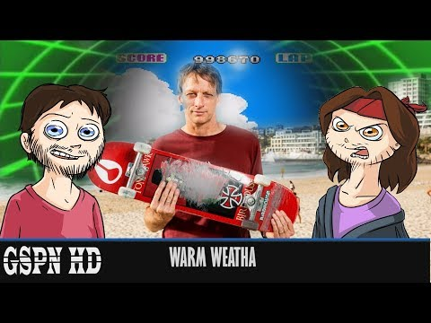 Tony Hawk's Pro Skater - The Pleeb and The Weeb S2E8