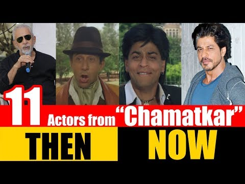 "11 Bollywood Actors from ""Chamatkar "" 1992 