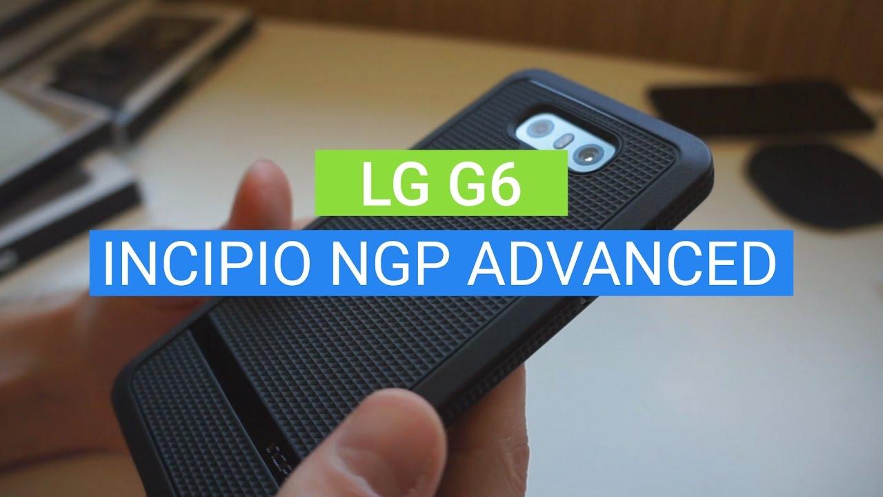 promo code 6ba5a 2300d LG G6 Incipio NGP Advanced Case