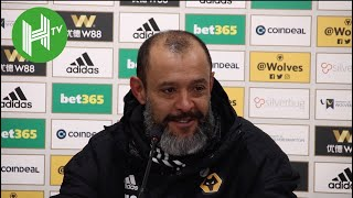 Wolves 4-3 Leicester | Nuno Santo: Ruben Neves is back to his best