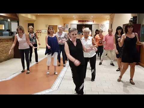 Good Life - Line Dance -  Nicola Lafferty