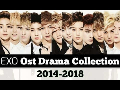EXO OST Drama Collection (2014-2018)