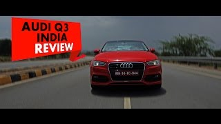 Audi Q3 Dynamic : First Drive : PowerDrift