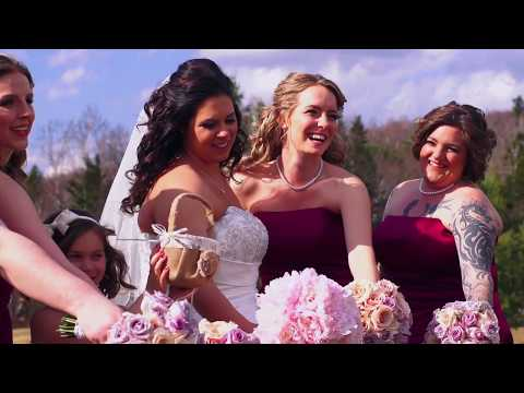 Stefanie & Sean 5.10.14 Highlight Video - Waterville Valley New Hampshire, Press Play Studios