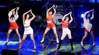 190515 레드벨벳 Red Velvet 파워업 Power up 4K 직캠 Fancam 홍대축제 by Mera