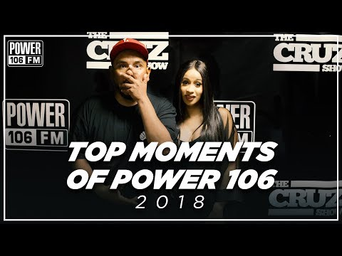 Top Moments of 2018 | POWER 106