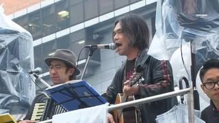 辺野古新基地建設に反対する全国一斉緊急行動@新宿アルタ前 (SEALDs)」...