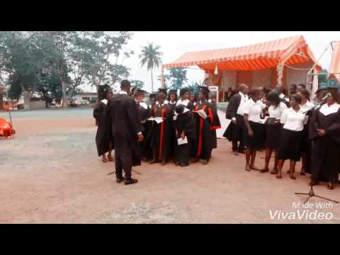 Nkawie toase mass choir
