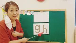 알파벳을 배우고 따라써보아요