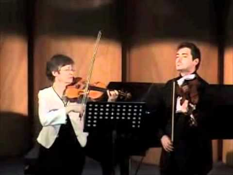 G. P. Telemann - Canonic Sonata for Two Violins in G major