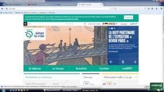 9 - Les onglets de navigation sur Mozilla Firefox