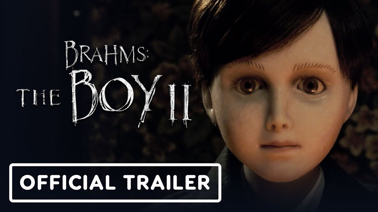 Brahms: The Boy II - Trailer Final Oficial (2020) Katie Holmes + vídeo