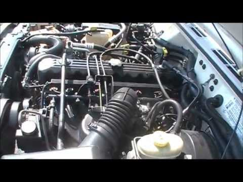 Jeep Cherokee 4.0L Ticking Noise?