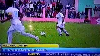Persiapan Arema FC Jelang Piala Presiden 2017