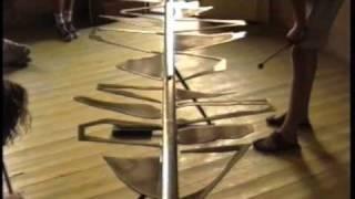 Sound sculpture improvisations / hangszobor improvizációk 2/1