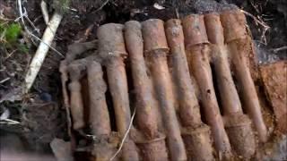 ZONDER / Раскопки по войне в Демянском котле  8 / WW2 Ausgrabungen in Demjansk Kessel