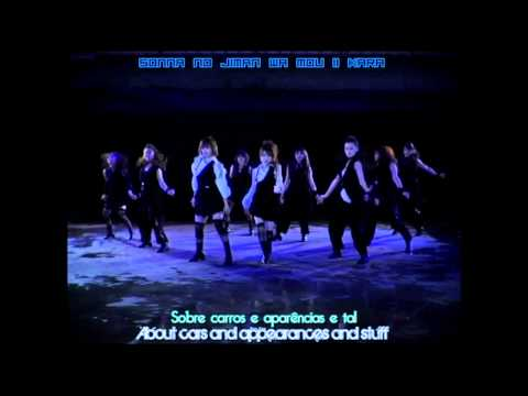 [HD][ENG+PT]Morning Musume - Resonant Blue