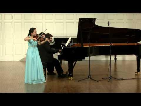 Szymanowski Notturno e Tarantella -Yoon Won Song