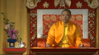 Enlightened Society Is Not a Utopian State -Sakyong Mipham Rinpoche. Shambhala