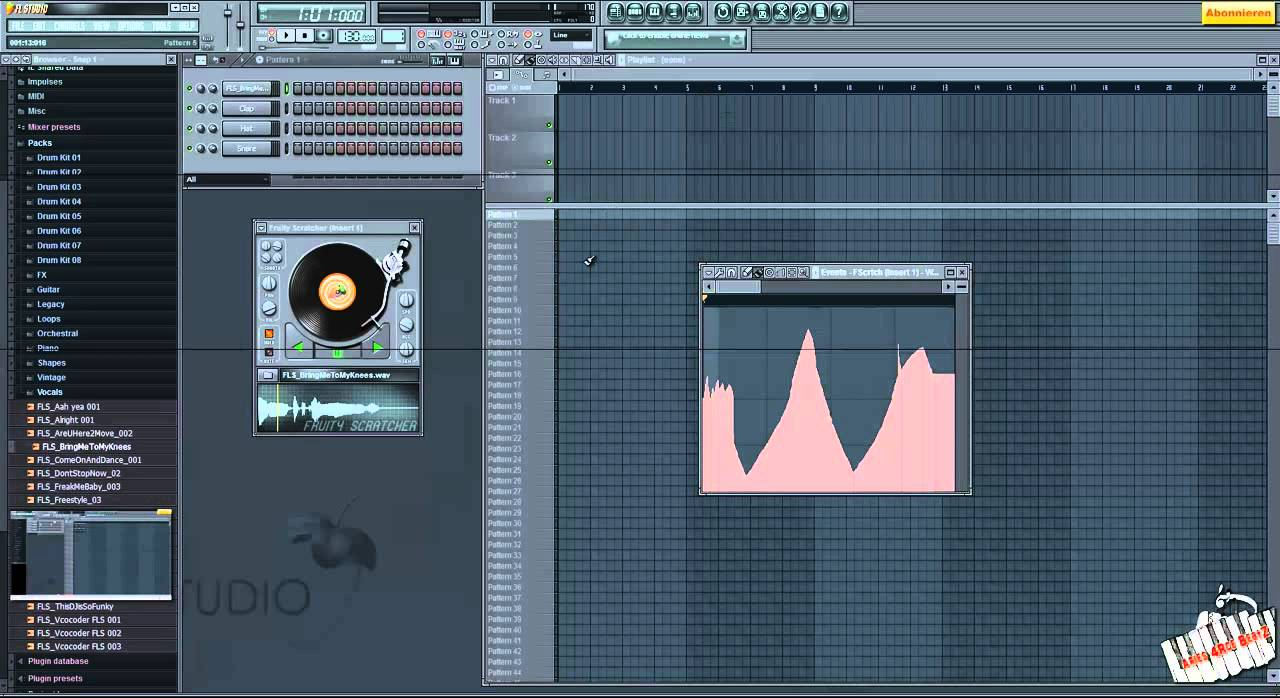 how to get fruity loops