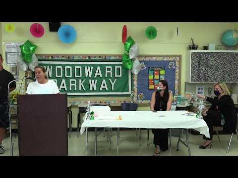 Farmingdale Public Schools Woodward Parkway Elementary School 5th Grade Awards Ceremony 2021