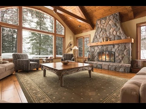 Peaceful Lake House In Muskoka Canada Youtube